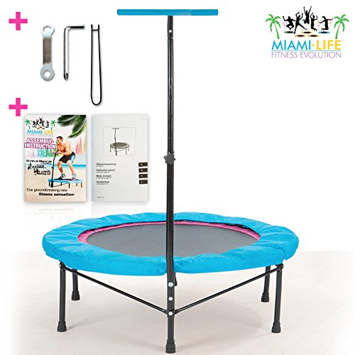 Miami Life Fitness Evolution - Fitness Trampolin